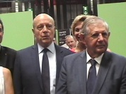 Jacques Mézard inaugure Vinexpo.wmv