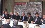 Le stade de Bordeaux: l'annonce faite au sportifs et aux autres...