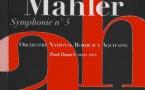 Mahler en livre-CD avec l'ONBA