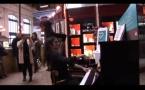 Piano en gares de la SNCF:Duo gagnant gare Saint-Jean