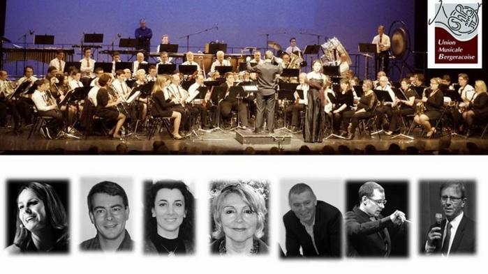L'Union Musicale Bergeracoise prépare son concert de Nouvel An 2017