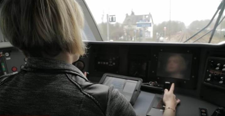 SNCF:les femmes aux commandes des TER