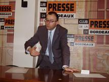 Didier Fagète à Bordeaux (ph Paysud)