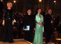 Succès en 2008  à la cathédrale de Bordeaux (ph Paysud)