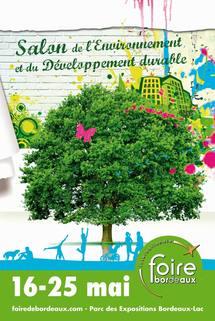 L'éco-habitat en vedette au Salon de l'Environnement de Bordeaux
