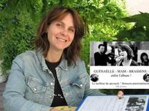 Guenaëlle chante Brassens, et d'autres, passionnément