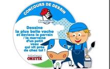 Onetik et hypers:lait de pays et  parrainage de producteurs au Pays Basque