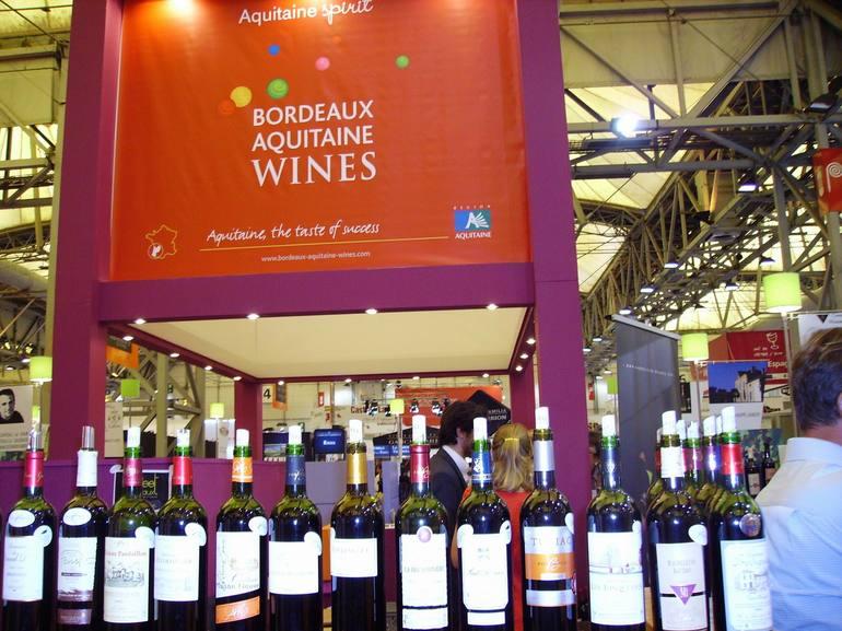 Vins de Bordeaux: l'Aquitaine aide Châteaux en Chine GIE