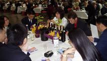 Délégation chinoise au dernier concours des vins de Bordeaux-Aquitaine (ph Paysud)