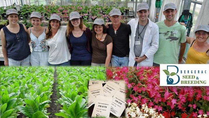 Bergerac Seed & Breeding : Une jeune pousse qui a de l'expérience