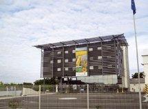 Le centre de recherche de Monsanto de Peyrehorade (Landes)