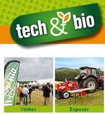 Réussite du salon  Tech et Bio dans la Drôme