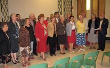 Les Occitans ont célébré les 150 ans de Mireille à Bergerac
