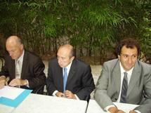 Gérard Collomb et Alain Rousset critiquement rudement  la réforme territoriale