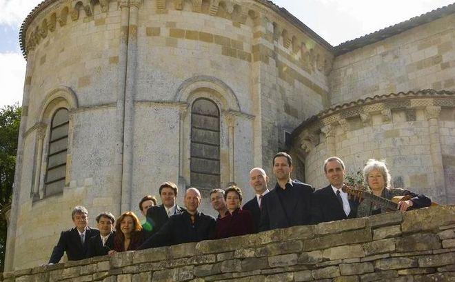 Sagittarius exporte la musique baroque européenne en Chine