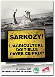 Agriculture:un état d'urgence