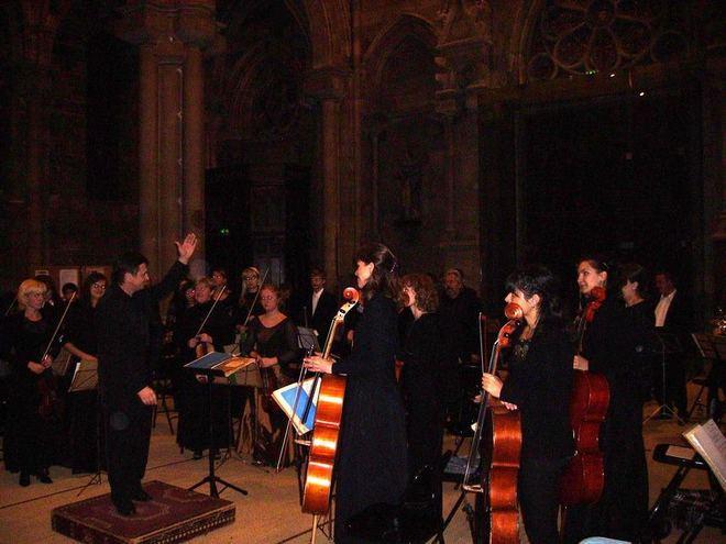 L'orchestre de Voronej à Bordeaux: toute la musique...