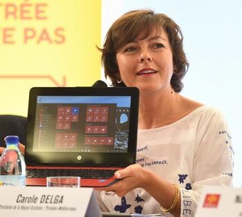 Carole Delga : « La Région donne les mêmes chances de réussite, partout, pour tous (ph DR)