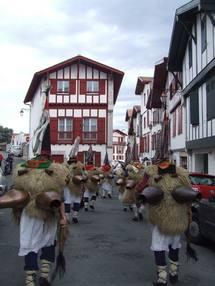 Carnaval au Pays Basque