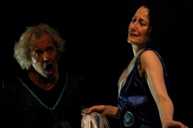 Bernard Causse, baryton, et Christine Schaller, mezzo-soprano (ph Charline Rose)