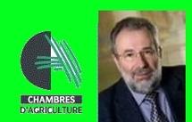 Guy Vasseur nouveau président des chambres d'agriculture