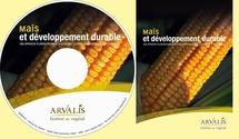 Tout le maïs dans un DVD destiné à l'enseignement