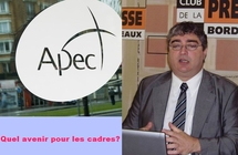 L'emploi des cadres en panne jusqu'en 2013 selon l'APEC