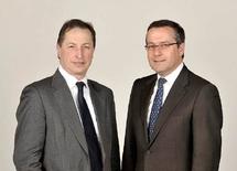 Christian Pées et Pierre Couderc