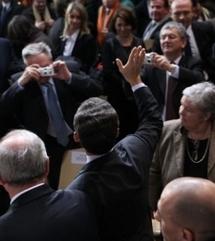 SIA 2010: Sarkozy attendra la fin
