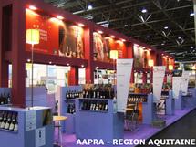 Les vins d'Aquitaine en force au Salon Prowein de Düsseldorf
