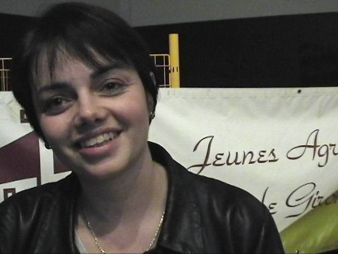 Le nouveau visage de  Jeunes Agriculteurs Gironde