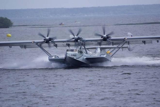 Hydravion Dornier
