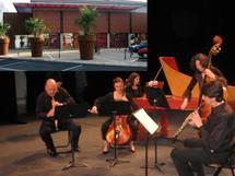 Concert donné par les musiciens de l'ONBA à l'Auditorium de Bergerac