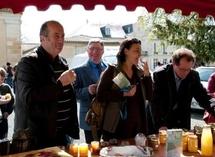 Jean-Hervé LE BARS, Alain LEVEAU, Marlène SERRANO, Jean-Pierre SOUBIE