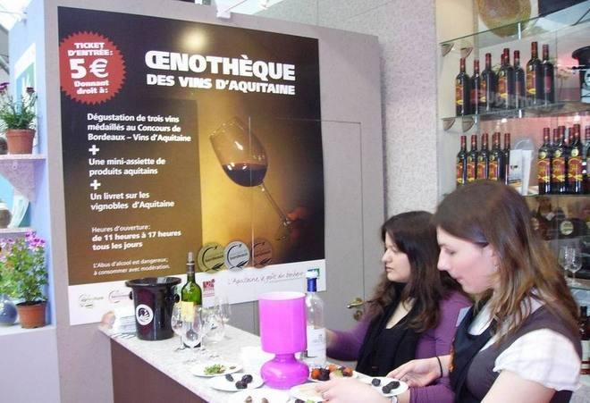 L'oenothèque: toute la collection des vins médaillés