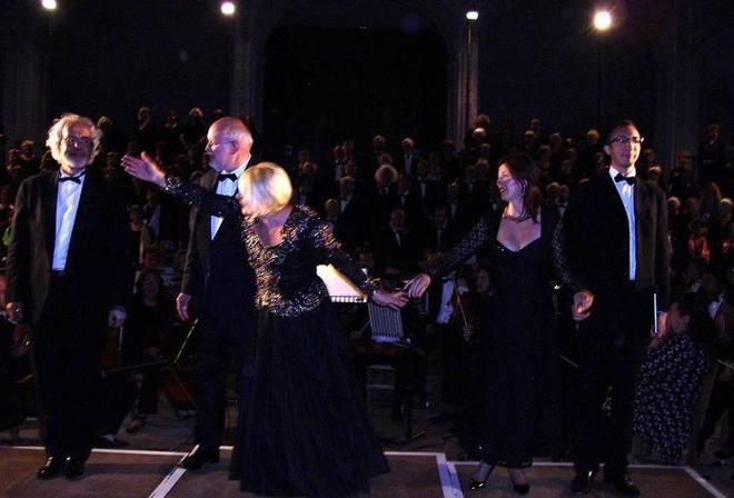 La messe de Beethoven à Bordeaux: quelques instants  de paradis