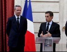 Nicolas Sarkozy en Lot-et-Garonne: douces fraises et vertes piques