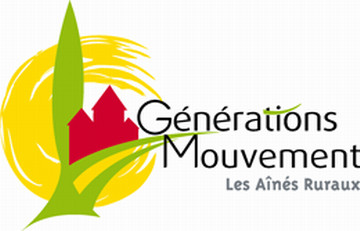 Logo de l'association et son site