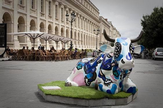 La vache des Girondins de Bordeaux reviendra-t-elle au bercail?