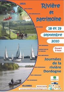 Les journées de la rivière Dordogne