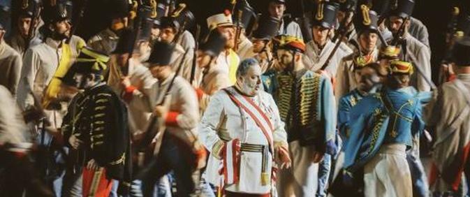 Nabucco aux Arènes de Vérone (DR)