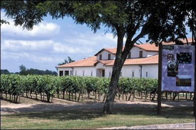 Le Lycée viticole de Montagne, à Libourne