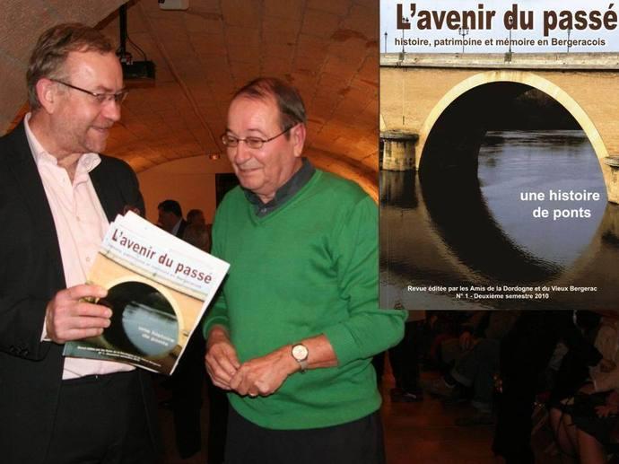 Naissance d'une revue du patrimoine à Bergerac