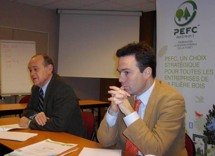Christian Pinaudeau et Guillaume Grigaut (Ph Paysud)