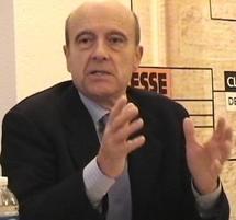 Alain Juppé (Ph Paysud)