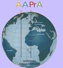 Agroalimentaire d'Aquitaine: l'assistance monde de l'AAPrA