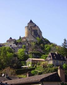 Castelnaud, en Dordogne. Maire: Germinal Peiro