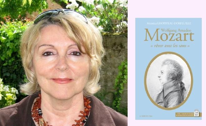 Michèle Lhopiteau-Dorfeuille lève le voile sur le vrai Mozart