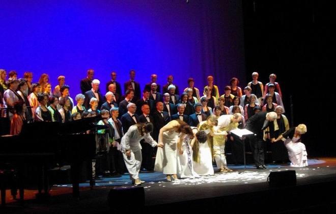 Voyage dans l'autre monde avec l'Ensemble vocal d'Aquitaine