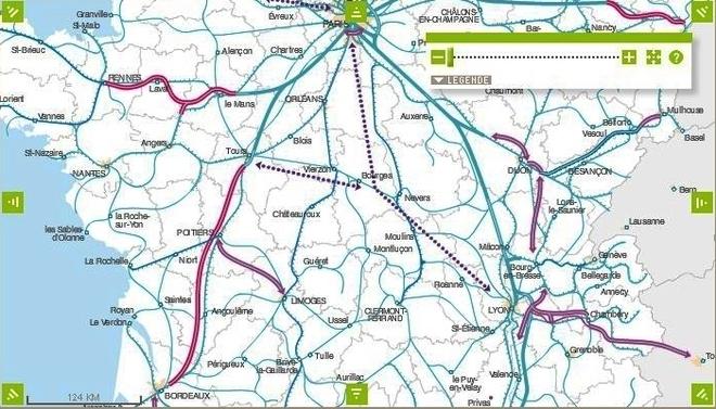 Financement de la LGV Tours-Bordeaux : la plupart des collectivités ont signé